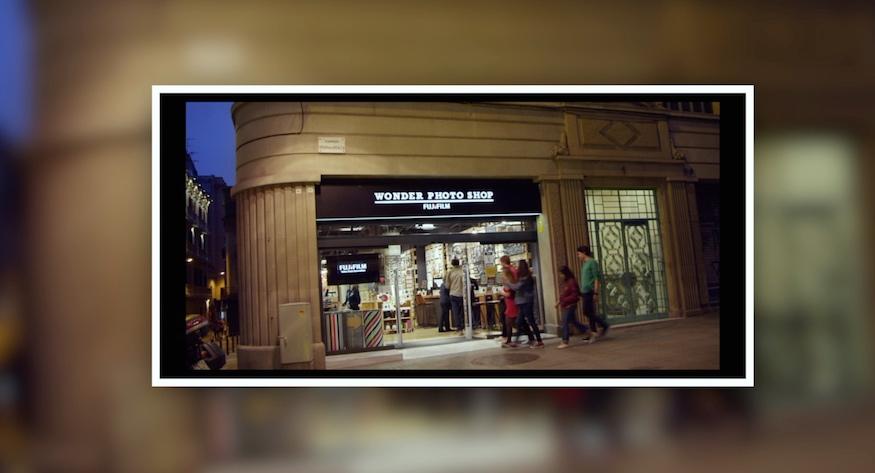 Fujifilm Wonder Shop Bcn