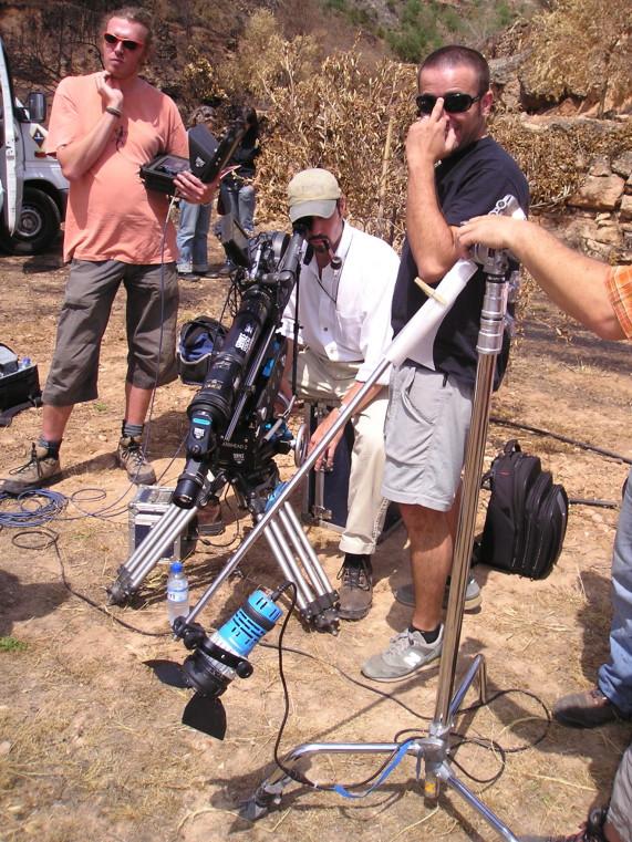 Cinematography Juan A. Fernandez AEC