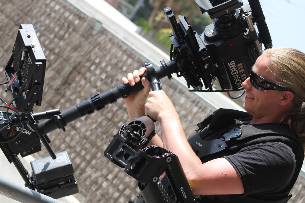 afilm Steadicam workshops