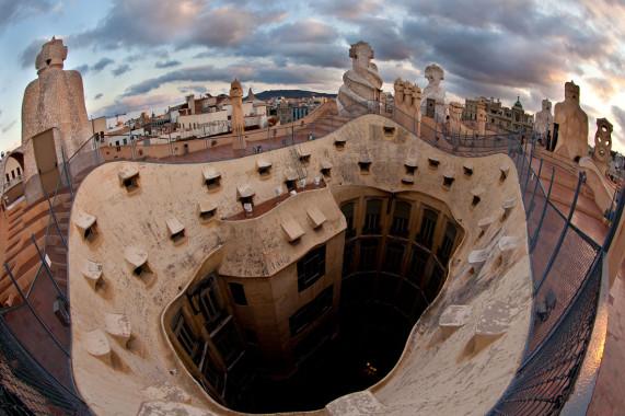 Barcelona Jennifer Wu afilm