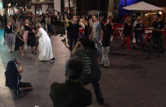afilm Dancing Dogs