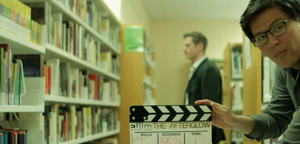 Feature film The Afterglow afilm