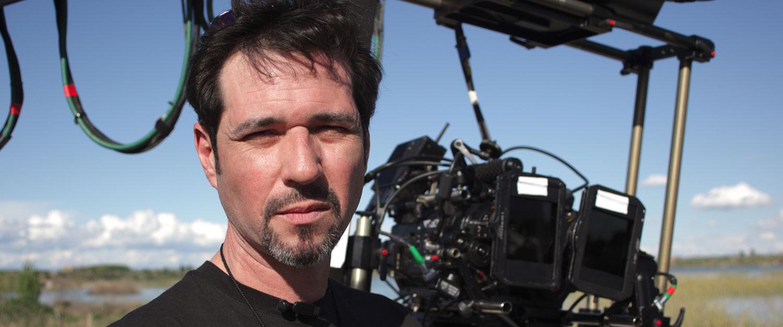 Stereographer Juan A. Fernandez AEC