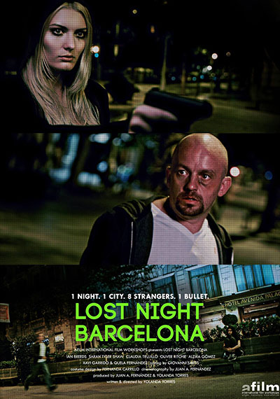 afilmLost Night Barcelona film