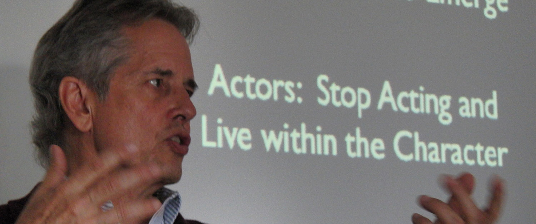 afilm guest lecturer Mark W Travis
