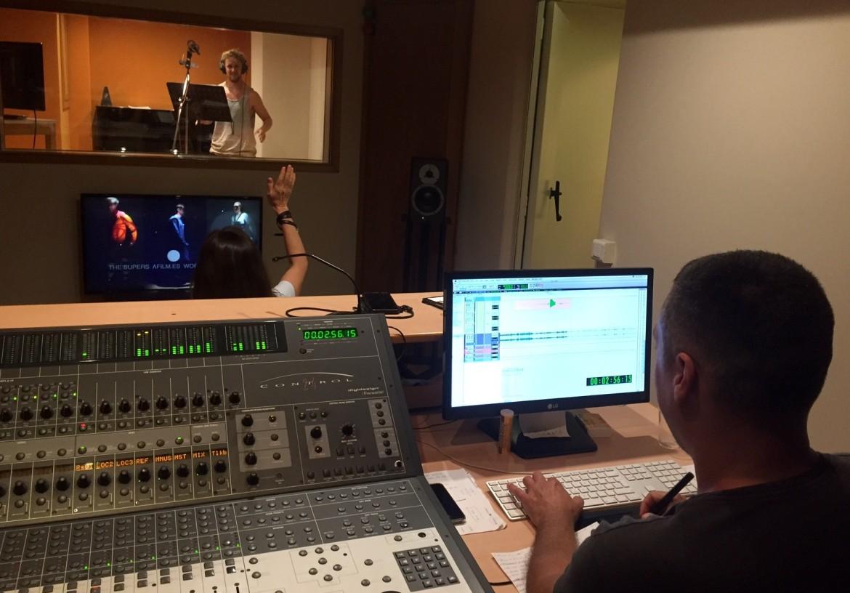 postproduction sound Bad Cat studio