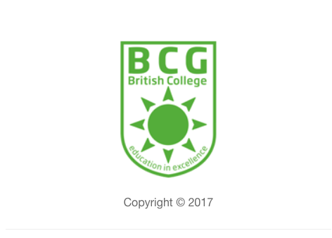 British College of Gava