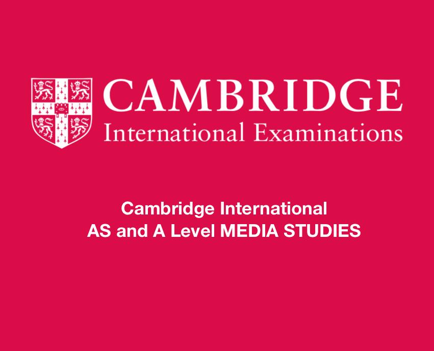 Afilm BSG Cambridge Media Studies