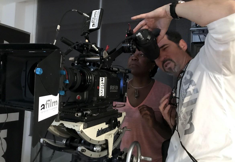 Afilm Directing Alumna Veronica McKenzie