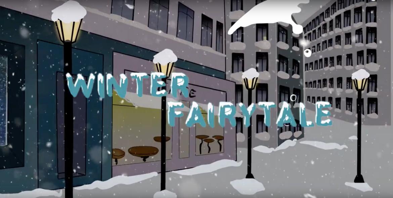 Afilm Darya Perelay Winter Fairytale
