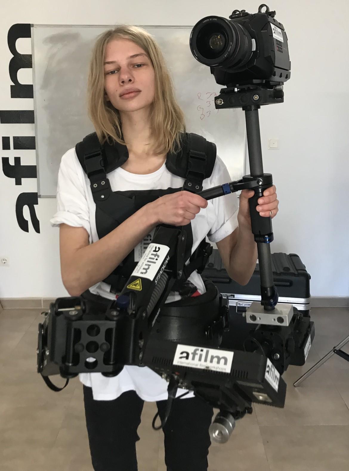 Afilm Steadicam 2019